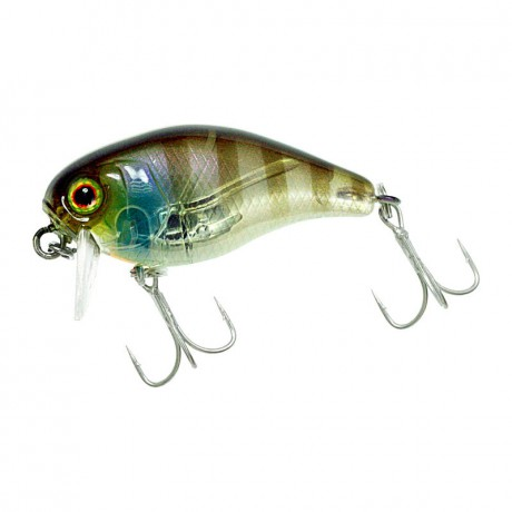 Воблер Chubby 38F SSR_1 floating ghost gill