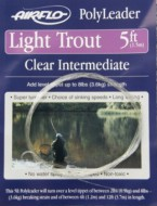 Полилидер Airflo Lite Trout Clear Intermed 5'