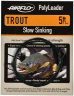 Полилидер Airflo Trout Slow Sink Green 5' (5')