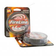 Леска плетеная Berkley FireLine Smoke 0,15мм, 7,9кг, 110м 1308656
