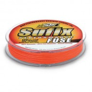 Леска плетеная Sufix Performance Fuse Neon Fire 135м 0,20мм