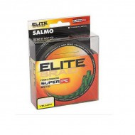 Леска плетеная Salmo Elite Braid Yellow 125/015
