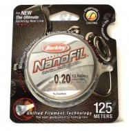 Нить NanoFil Berkley Clear 125m