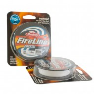 Леска плетеная BERKLEY FireLine Crystal 0.17mm (110m)(10.2kg)